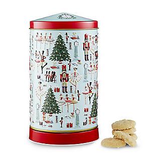 Grandma Wild's Musical Nutcracker Carousel Biscuit Tin 150g