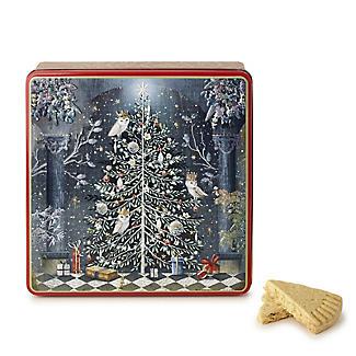 Grandma Wild's Festive Scene Biscuit Tin 400g