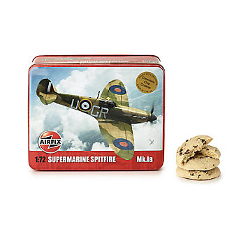 Airfix Biscuit Tin with Chocolate Chip Cookies 320g