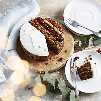 Country Fare Cake of Two Halves 1kg alt image 2