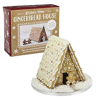 Gluten-Free Christmas Gingerbread House Kit