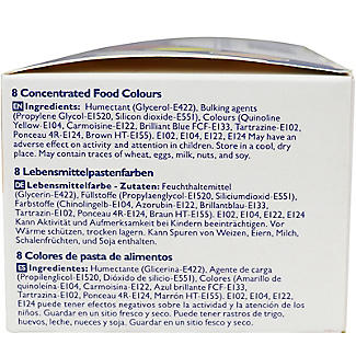 PME Concentrated Food Paste Colours for Cake Decorating – Set of 8 alt image 7