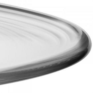 LSA Serve Clear Glass Cake Stand 31cm alt image 4