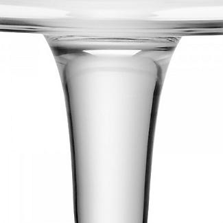 LSA Serve Clear Glass Cake Stand 31cm alt image 5