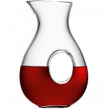LSA Clear Glass Ono Jug 1.2L