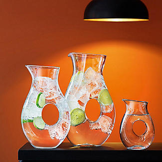 LSA Clear Glass Ono Jug 1.2L alt image 3