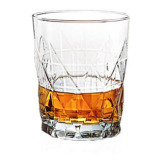 Ravenhead Entertain Geometric Cut Rum Glasses – Set of 4 alt image 5