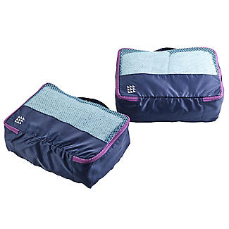 Lakeland Small Lightweight Travel Pouches – Pack of 2