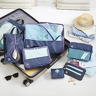 Lakeland Small Lightweight Travel Pouches – Pack of 2 alt image 5