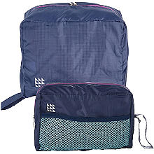 Lakeland Hanging Travel Toiletries and Cosmetic Bags