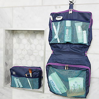 Lakeland Hanging Travel Toiletries and Cosmetic Bags alt image 2