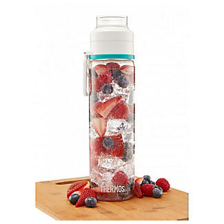 Thermos Hydration Infuser Bottle Teal 710ml alt image 2