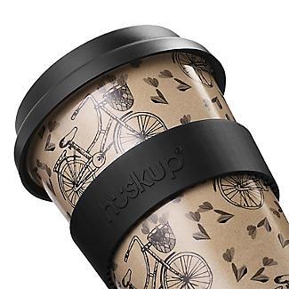 Huskup Reusable Eco Cup – Bicycle 400ml alt image 3