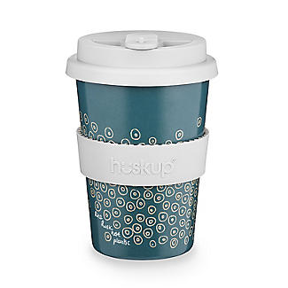 Huskup Reusable Eco Cup – Dots 400ml