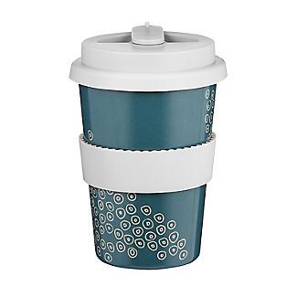 Huskup Reusable Eco Cup – Dots 400ml alt image 2