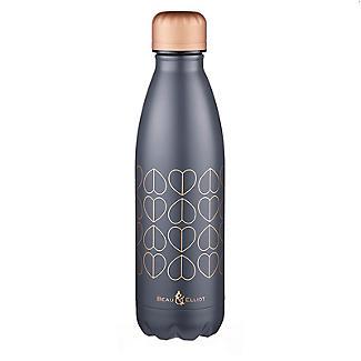 Beau and Elliot Drinks Bottle Grey 500ml