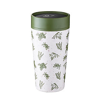 rCup Recycled Coffee Cup – Foliage 340ml