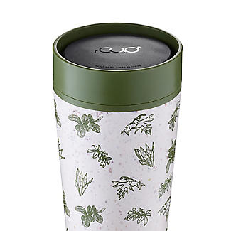 rCup Recycled Coffee Cup – Foliage 340ml alt image 2
