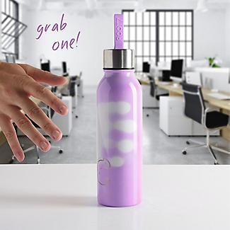 Root7 Chameleon Colour-Change Water Bottle Purple 600ml alt image 5