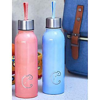 Root7 Chameleon Colour-Change Water Bottle Blue 600ml alt image 3