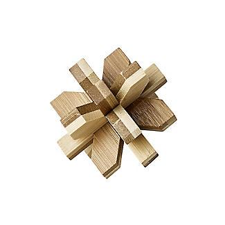Professor Rubik Wooden Stellar Puzzle