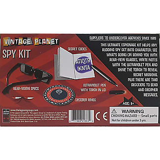 Vintage Planet Spy Kit alt image 4