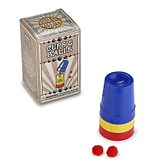 House of Marbles Magic Cups and Balls Trick
