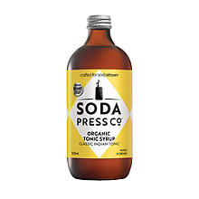 Soda Press Co Classic Indian Tonic Syrup 500ml