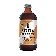 Soda Press Co Blonde Cola Syrup 500ml