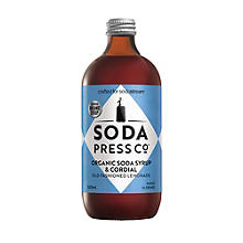 Soda Press Co Old-Fashioned Lemonade Syrup 500ml