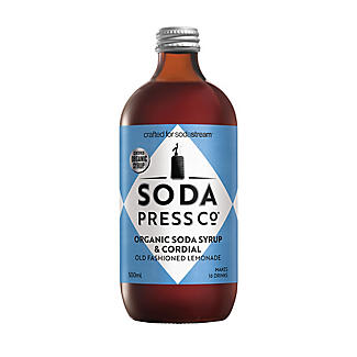 Soda Press Co Old-Fashioned Lemonade Syrup 500ml alt image 1