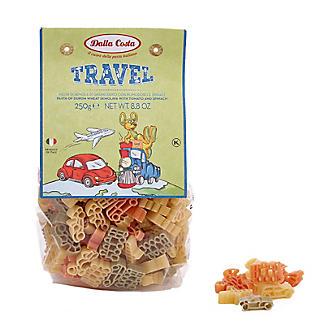 Dalla Costa Tricolour Travel Pasta Shapes 250g