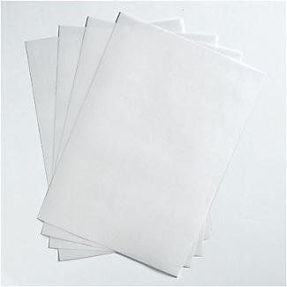 12 A4 Edible Wafer Paper Sheets – White alt image 3