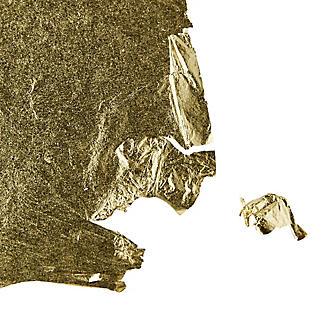 Sugarflair 24 Carat Edible Gold Leaf Transfer Sheet – 8cm Square alt image 2