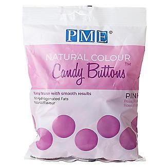 PME Natural Colour Candy Buttons Pink 200g alt image 3