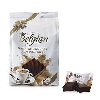 Belgian Dark Chocolate Cappuccino Grab Bag 176g
