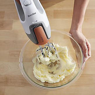 Breville Hand Mixer with HeatSoft Technology VFM021 alt image 6