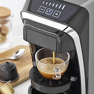 Lakeland 2-in-1 Coffee Pod Machine Dark Grey alt image 10