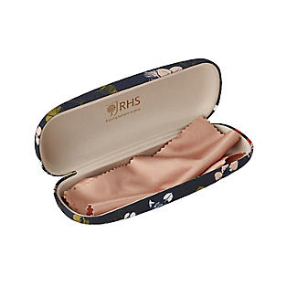 RHS Irises and Hellebores Glasses Case