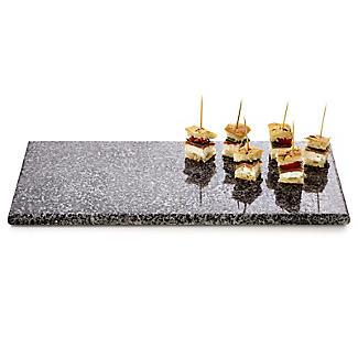 Granite Rectangular Serving Board 40 x 20cm