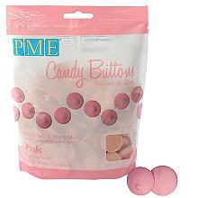 Knightsbridge PME Candy Buttons Pink 340g