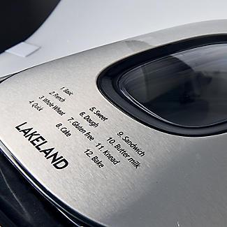 Lakeland Digital Bread Maker - Black alt image 8