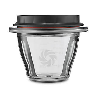 Vitamix Ascent Storage Containers with Spill-Proof Lids 225ml – Pack of 2 alt image 3