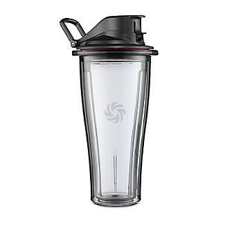 Vitamix Ascent Blending Beaker with Spill-Proof Lid 600ml