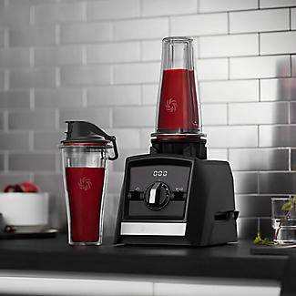 Vitamix Ascent Blending Beaker with Spill-Proof Lid 600ml alt image 2