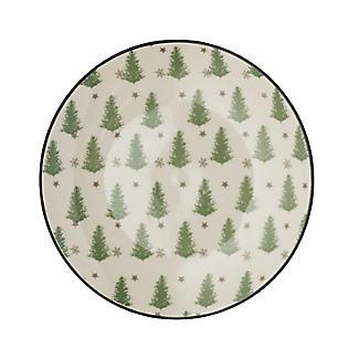 Festive Forest Christmas Side Plates – Set of 4 alt image 5