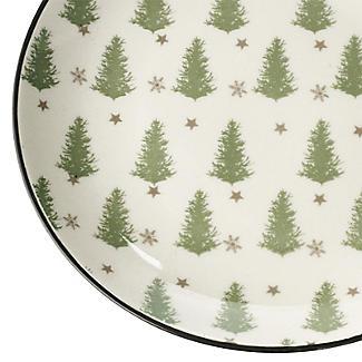 Festive Forest Christmas Side Plates – Set of 4 alt image 7