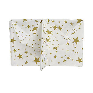 12 Lakeland Gold Star Folded Napkins alt image 2