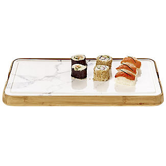 Sanodegusto Modulo Cold Serving Platter with Bamboo Surround alt image 4
