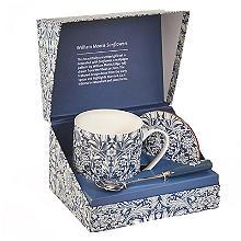 V&A Sunflower Mug, Spoon and Coaster Gift Set